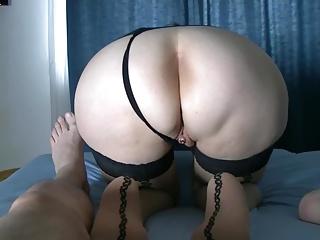 ass posing