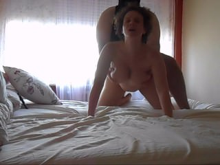 Couple having an afternoon of sex