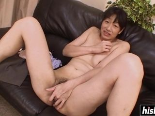 Gross chinese Mature tramp