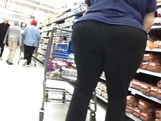 A fine milky (Thick Tall grandmother Booty)