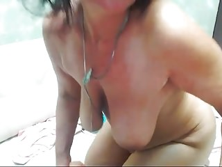 Grandma webcam conduct oneself