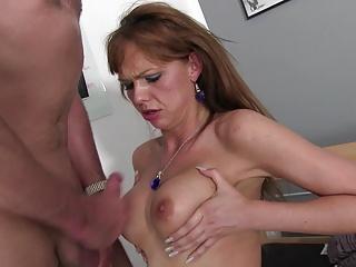 Reife Cougar Dirty Talk