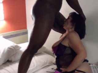 Wife Used by Big Black Cock (Homemade)