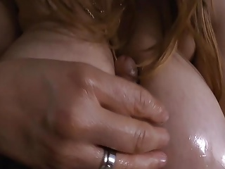 Titfucking wife