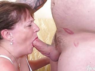 AgedLovE gonzo Sexual venture with Pandora