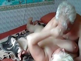 Sex senior couple with