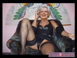 ILoveGrannY adult coitus Slideshow Compilation