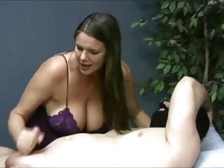 Good job of masturbation. Face blast