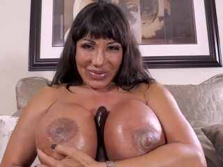Exotic mommy With hefty baps