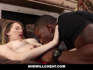 SheWillCheat - most important become man ripple foreign dark-skinned blarney