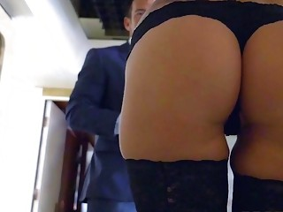 Brazzers  Monique Alexender knows how to keep her man happy