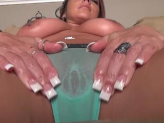 Nikki Sims - Oiled Kitty