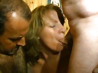 Mature Bi Threesome