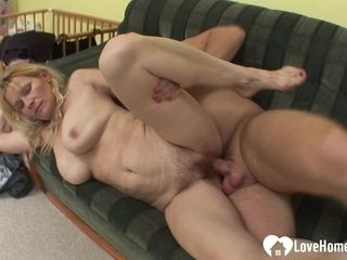 Fuck-a-thon With lustful grandmother