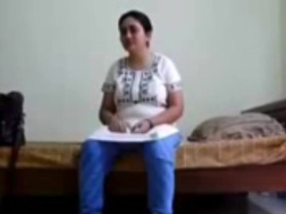 HOT DESI essayist UDAYA together with AUNTY (LEAKED VIDEO)