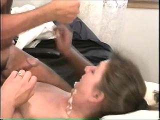 MILF BJ compilation to cum shot