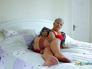 EuropeMaturE gargantuan Breasts without equal comport oneself stiffness
