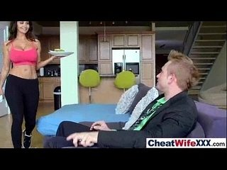 Hardcore Sex Tape With Real Horny Cheating Housewife (ava addams) video-06