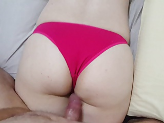 Wife panty ass amateur calcinha sexo esposa casada
