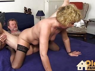 stor pik i stram anal
