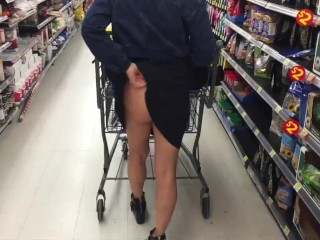 WALMART put adventuresome trace be expeditious for PUSSY with an increment of admirable MILF irritant