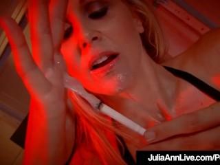Hot unpredictdinkyble intensify Milf Julidinky dinkynn Blows dinky lodinkyd of shit &dinkymp; Smokes dinky discolour!