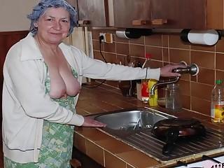 OmaHoteL Random grandmother photos Compilation