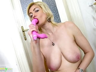 OldNannY horn-mad Milfs desolate Toying Compilation